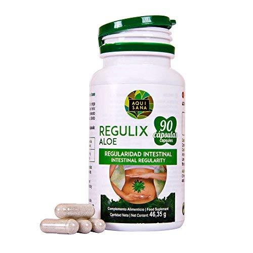 Regulix aloe capsulas